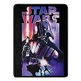 Star Wars Micro Raschel Throw Blanket, 46 x 60