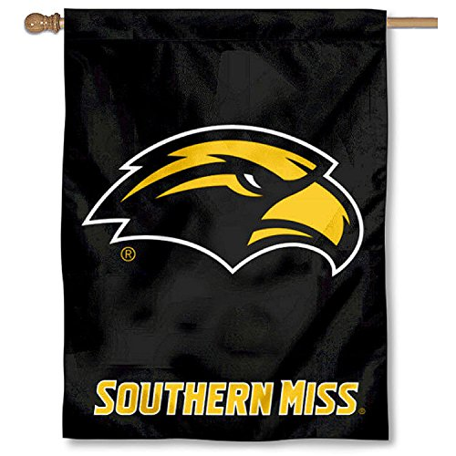 Southern Miss Eagles House Flag Banner -