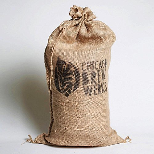 Chicago Brew Werks Ingredient Kit, All Grain, Milled, 5 Gallons – Farmhouse Contra, Farmhouse (Farmhouse Ale)