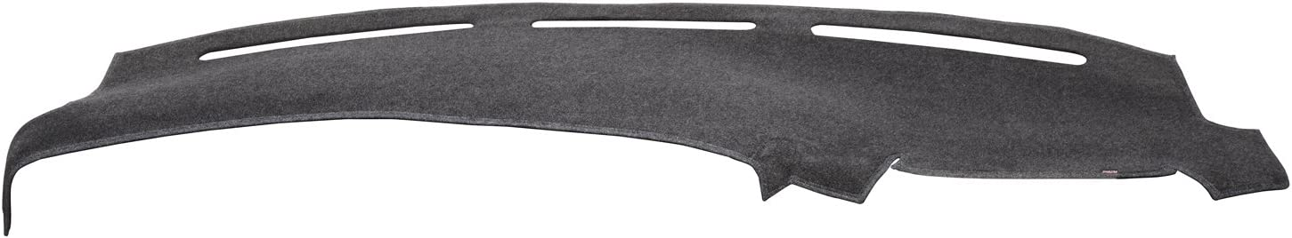 DashMat Original Dashboard Cover Chevrolet and GMC (Premium Carpet, Cinder) - 1424-00-79