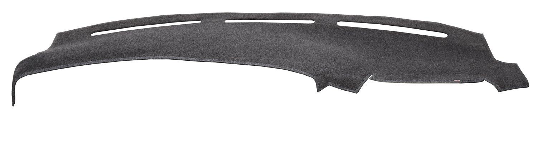 DashMat Original Dashboard Cover Dodge Ram (Premium Carpet, Cinder)
