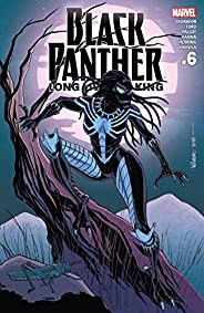 Black Panther: Long Live The King (2017-2018) #6 (of 6) (English Edition)