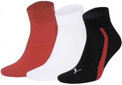 15 Paar Puma Lifestyle Quarter Socken Gr 35-46 Unisex Sneaker Füßlinge