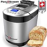 Pohl Schmitt Stainless Steel Bread Machine, 2LB