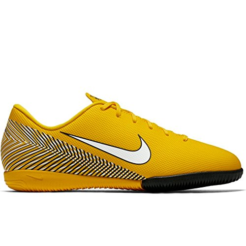 12 NIKE IC Chaussures Academy Jr de Black Amarillo NJR Multicolore 710 GS Mixte White Futsal Enfant Vapor prxWYEqwr