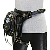 Search : steampunk leg packs steampunk waist bag gothic leather shoulder purse retro