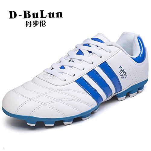Xing Lin Fußballschuhe Jugend Jungen Und Mädchen Fußball Schuhe Herbst Neue Männer Und Frauen Ag Kunstrasen Rasen Fußball Schuhe white
