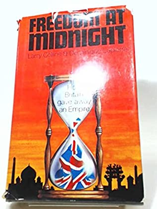 book cover of Freedom at Midnight
