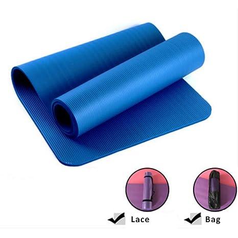 Amazon.com : 10Mm Childrens Yoga Mat Natural Rubber Non ...