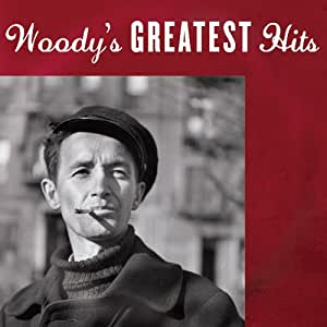 Woody Guthrie Woody S Greatest Hits Vinyl Amazon Com