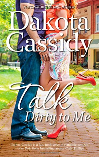 book cover of Talk Dirty to Me