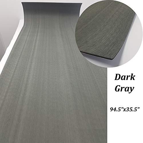 Deck Sheet EVA Boat Mat Flooring Synthetic Faux Teak UV Resistant Carpet Pad Non-Slip Yacht Marine 94.5