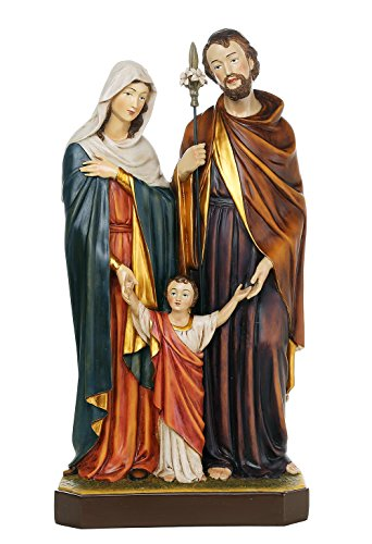 Pacific Giftware 24 Inch The Holy Family Mary Joseph Jesus Christians Catholic Collectible Religious Sculpture by Pacific Giftware
