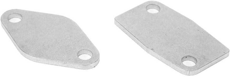 Dingln EGR Retrait Plaques Kit Bloc Blanking 985984415261 FITS For M-i-t-s-u-b-i-s-h-i Delica//Pajero