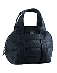 Lug Pedals Lunch Tote, Midnight Black