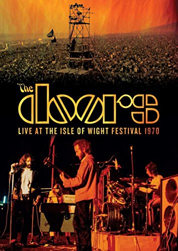 DVD : The Doors - The Doors: Live At The Isle Of Wight Festival 1970 (United Kingdom - Import, NTSC Region 0)
