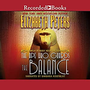 The Ape Who Guards the Balance Audiobook