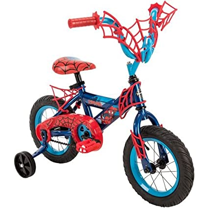 Amazon.com: Huffy Marvel Spider-Man 12 en bicicleta para ...