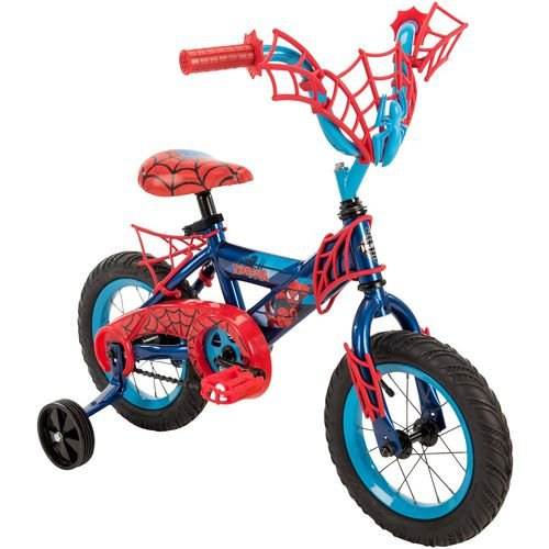 Huffy Boys' Marvel Spider-Man 12 in Bicycle