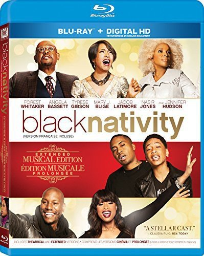Blu-ray : Black Nativity (With Blu-Ray, Dubbed, Digital Theater System, AC-3, Widescreen)