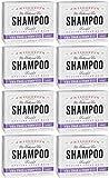 J. R. Liggett Tea Tree Hemp Shampoo Bar (8 Pack)