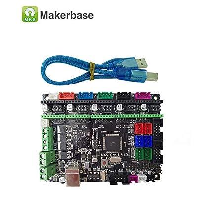 MKS Gen L Impresora 3D Placa Base: Amazon.es: Informática