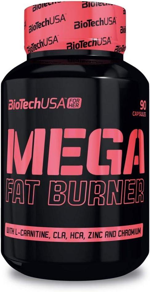 mega fat burner biotech review