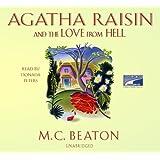 Agatha Raisin: Love (Lib)(CD)