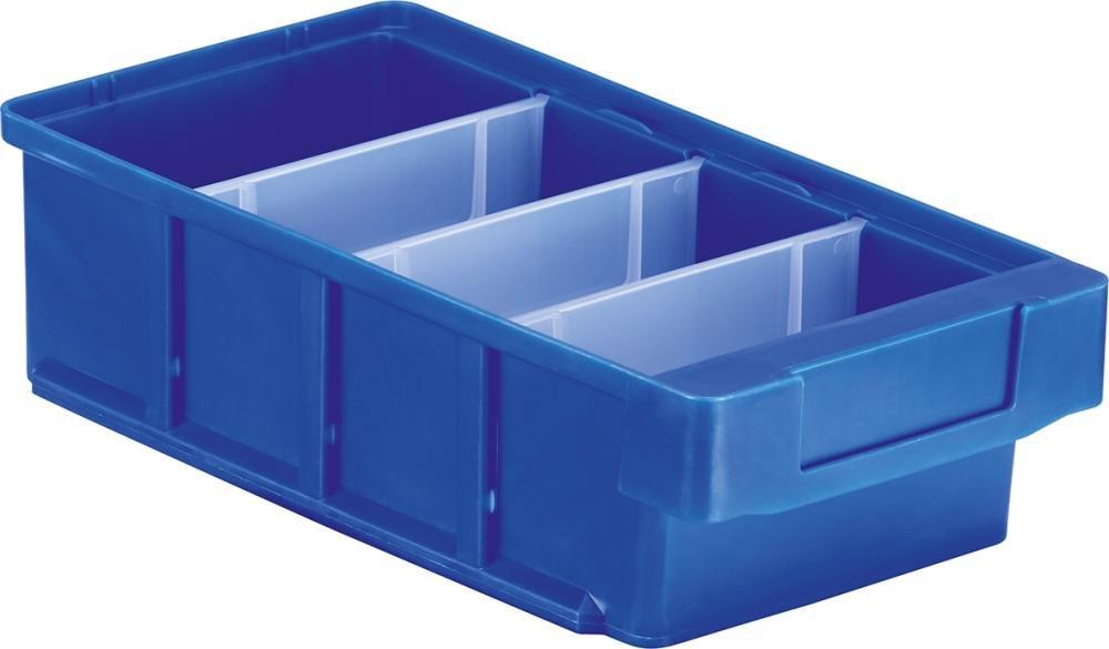 Kleinteilebox VKB 300x152x83 mm blau | 4053569735124