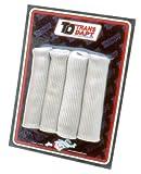Trans-Dapt 8815 Silver Spark Plug Boot Protectors - Set of 4