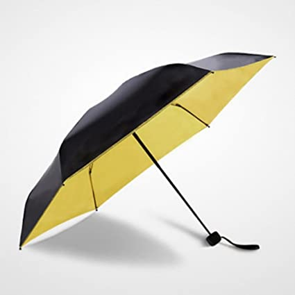 Amazon.com : Mini Pocket Umbrellas Parasol And Rain Folding Umbrella Women Anti UV Guarda Chuva sombrinha sun paraguas parapluie : Everything Else