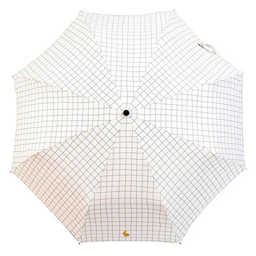 Sichyuan Elegant UV Protection Lady Rain Umbrella,Lightweight Folding Umbrella. by SICHYUAN