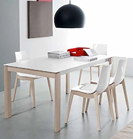 Calligaris Connubia by Tavolo Eminence W 160 A - Piano ...