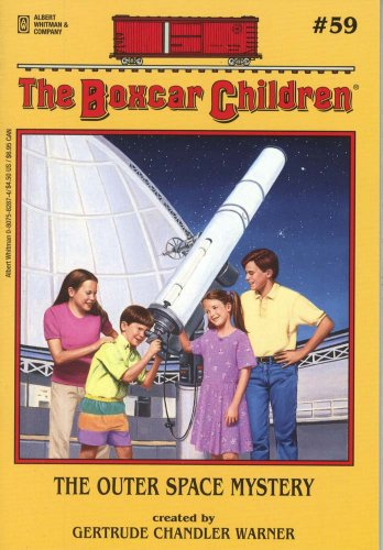 The Outer Space Mystery - Book #59 of the Boxcar Children
