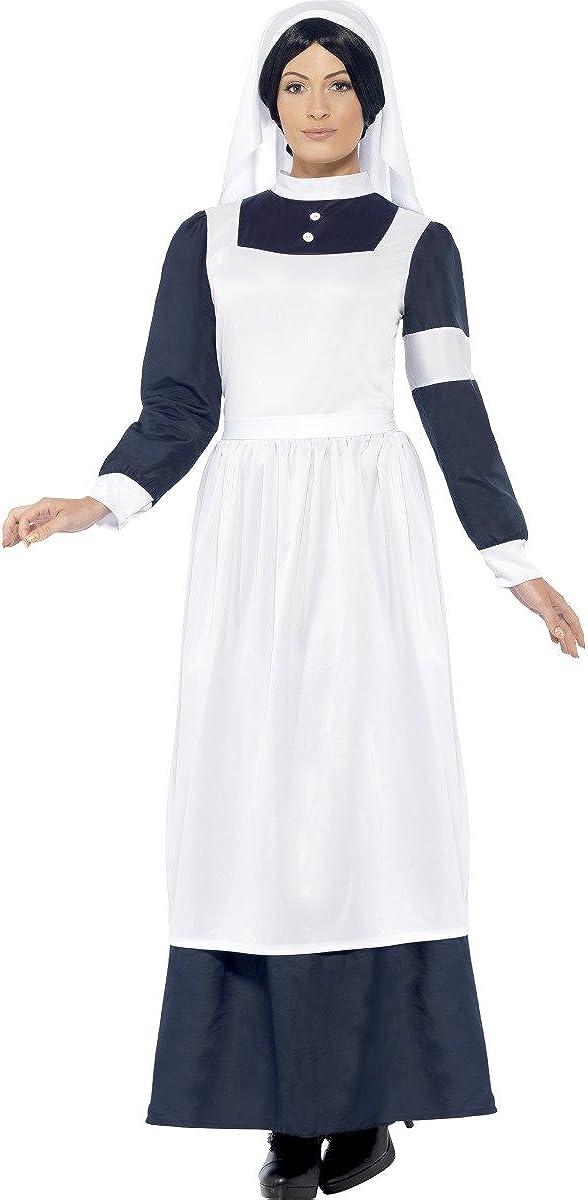 Smiffy's Women's Great War Nurse Costume