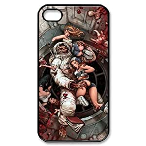iPhone 4/4s Case Zombies Design For Men Black Yearinspace168723 by icecream design
