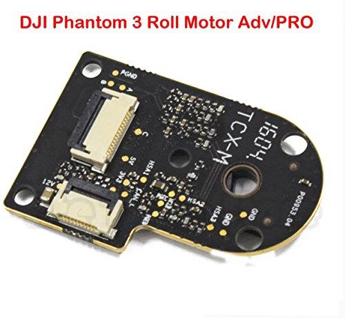 Apc Board - New DJI Phantom 3 Adv/Pro Roll Motor ESC Chip Circuit Board Genuine DJI Part US Stock