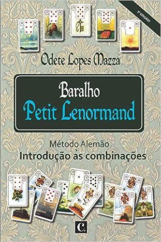 Baralho Petit Lenormand (Portuguese Edition): Odete Lopes ...