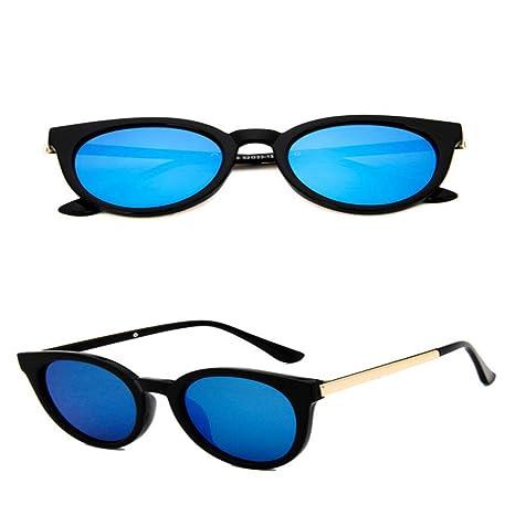 Yangjing-hl Gafas Transparentes de Moda Gafas de Sol Rosadas ...