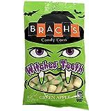 Brach's Witches Teeth Green Apple Candy Corn, 4.2 OZ Bag