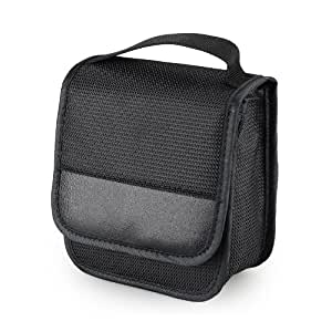 DSLRKIT Filter Wallet Case Bag box fo CPL,UV,ND,Star Filters,Cokin P series 140mm 4 slot
