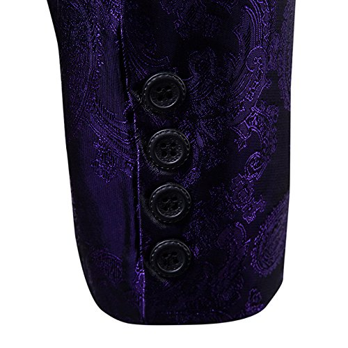Coupe Whj Hommes Blaze Banque Mariage Usure De Les Robes Minceur D'affaires Officielle Purplem Veste Occasionnels qqC7Fx