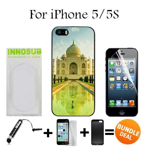 taj-mahal-custom-iphone-5-cases-5s-cases-black-rubberbundle-3in1-comes-with-screen-protector-univers