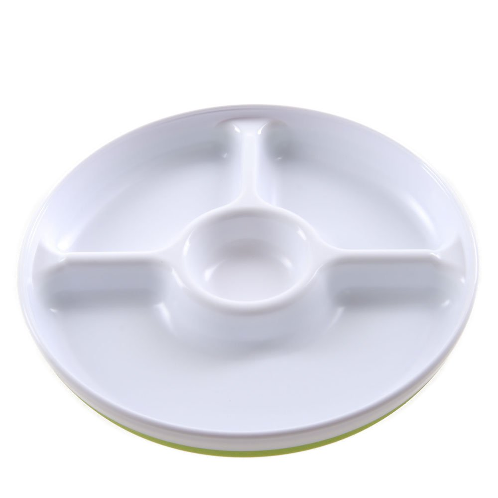 Pink Oxo Tot 6125600 Divided Plate