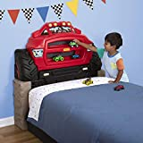 Simplay3 Monster Truck Twin Size Headboard for