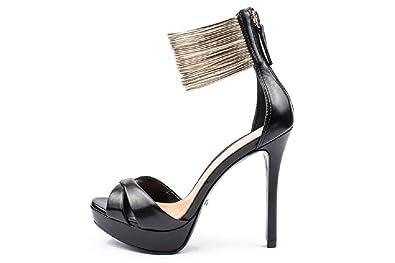 Schutz   Damen Sandale mit Absatz