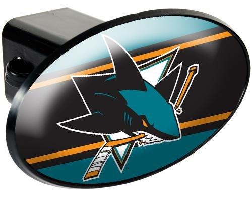 (NHL San Jose Sharks Trailer Hitch Cover)