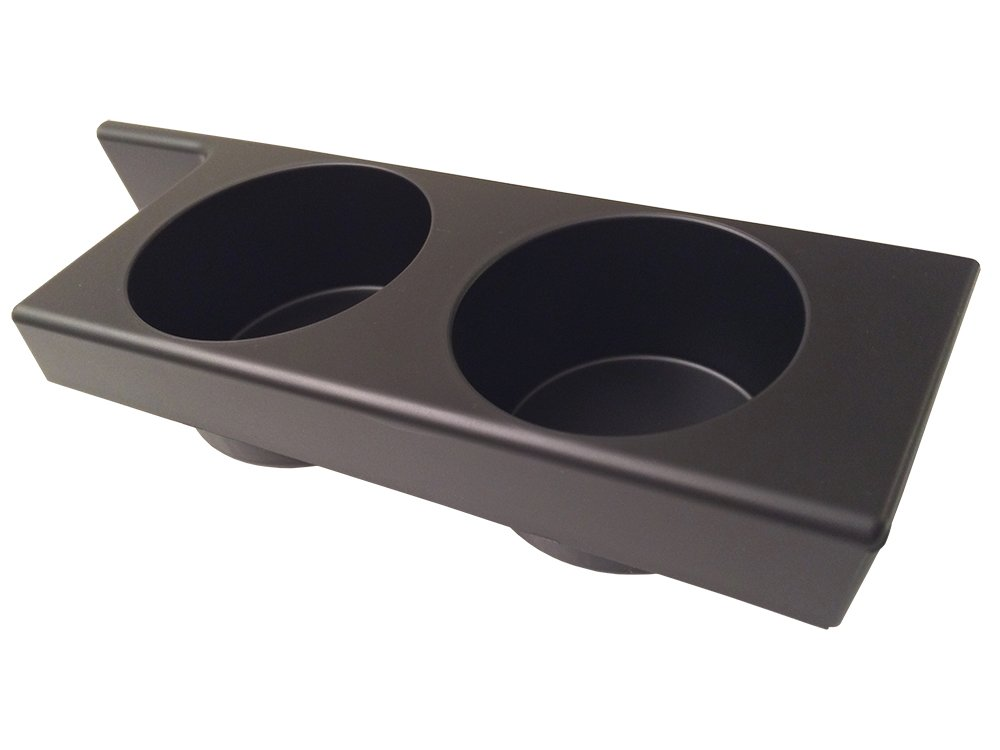 Compatible//Replacement for Front Console Cup Holder BMW 1997-2003 E39 525i 528i 530i 540i M5 4350405905 FY Cupholder