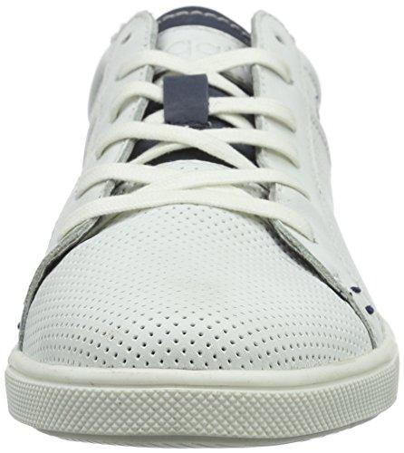 Bugatti 630281, Herren Sneakers Weiß (weiß 200)