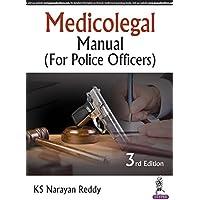 Medicolegal Manual (For Police Officers)